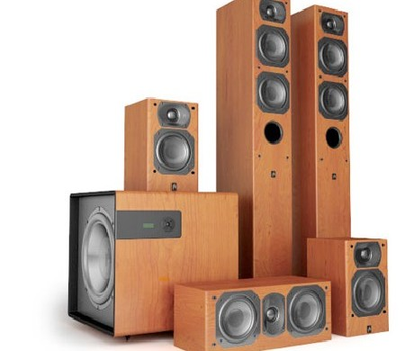 Aperion Audio 4t Two Channel And Hybrid 5 1 Speaker System
