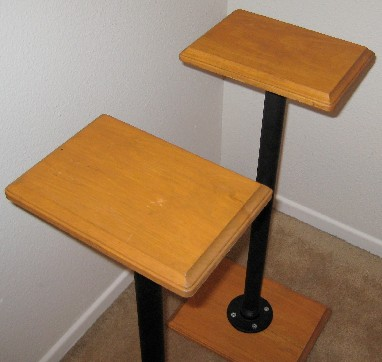 DIY Project: TNT Audio Stubby Speaker Stands