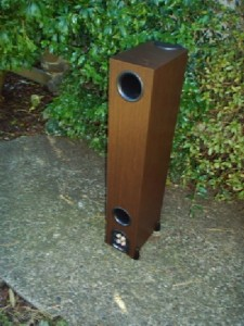 Paradigm Monitor 7 v.6 Floor Standing Speakers back