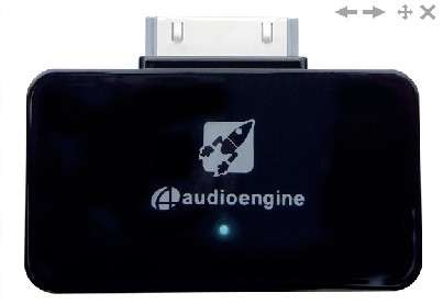 Audioengine AW-2 Wireless iPod Transmitter/Receiver review