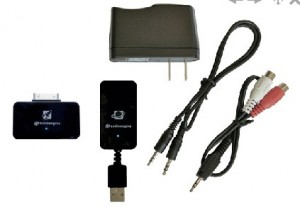 Audioengine AW-2 Wireless iPod Transmitter/Receiver kit