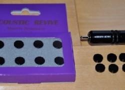 Acoustic Revive: RIQ-5010, RIQ-5010W Insulators