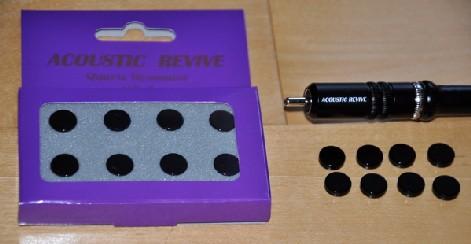 RIQ-5010 Pure Smoky Quartz Insulators, RIQ-5010W Pure Quartz Insulators