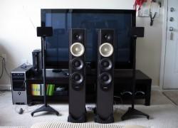 Paradigm Monitor 7 v6 Floor Standing Speakers