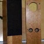 DIY: Wyatt Woodworking Cabinet Kit for Audio Nirvana Drivers