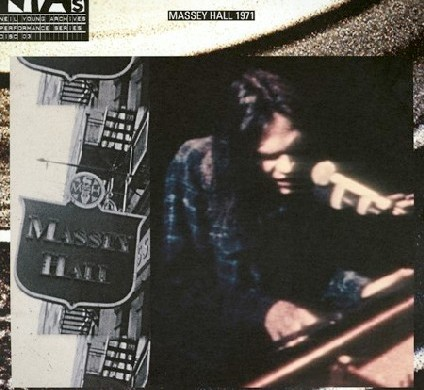 Neil Young – Live at Massey Hall 1971