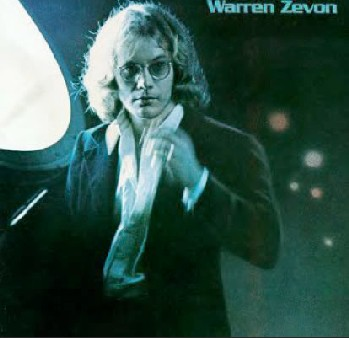 Warren Zevon—Warren Zevon cover