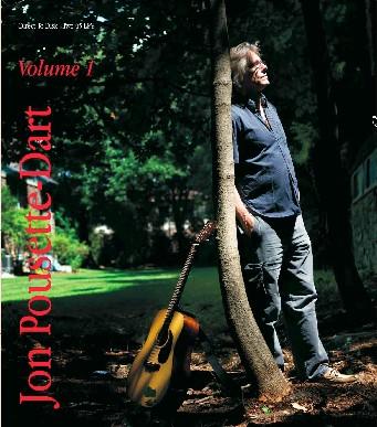 Jon Pousette-Dart—Volume 1 cover