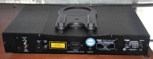 Rega Apollo CD Player back