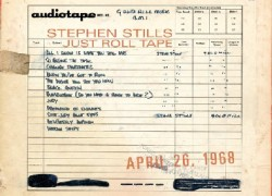 Stephen Stills – Just Roll Tape