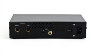 Neko Audio D100 Stereo Digital to Analog Converter back