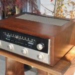 McIntosh Model MR67 FM Stereophonic Tube Tuner