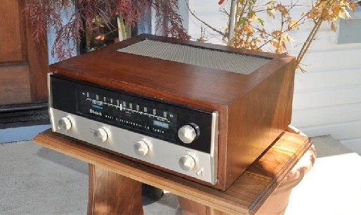 McIntosh Model MR67 FM Stereophonic Tube Tuner review