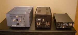 Wyred 4 Sound SX-500 Mono Amplifiers back
