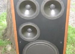 Polk Audio SDA-2 Loudspeakers