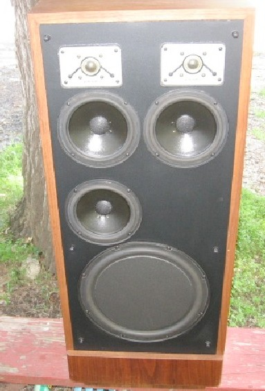 Polk Audio SDA-2 Loudspeakers front