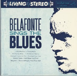 Harry Belafonte, Belafonte Sings the Blues cover