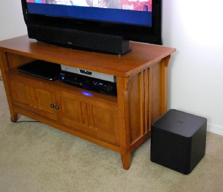 Polk Audio Instant Home Theater review
