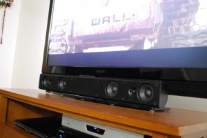 Polk Audio Instant Home Theater center