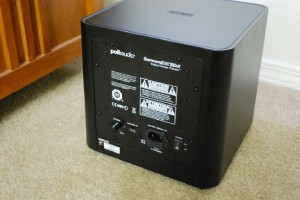 Polk Audio Instant Home Theater subwoofer