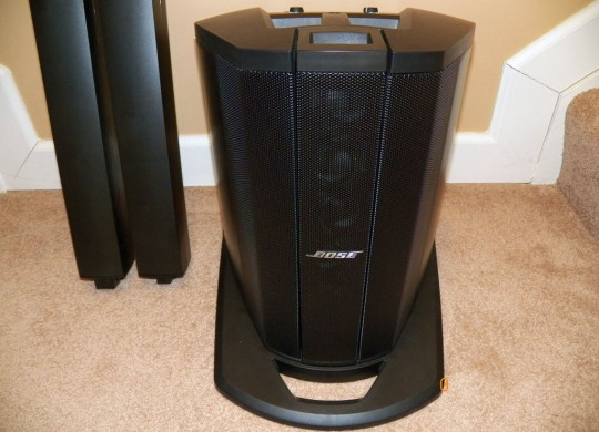 bose l1 model ii portable line array system hi fi. Black Bedroom Furniture Sets. Home Design Ideas