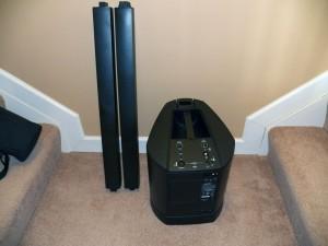 Bose L1 Model 1 back