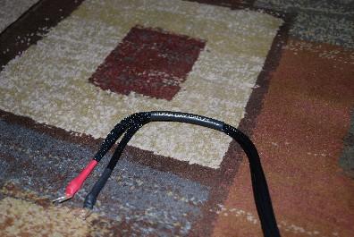clear day double shotgun speaker cables hi fi systems reviews highfidelityreview hi fi. Black Bedroom Furniture Sets. Home Design Ideas