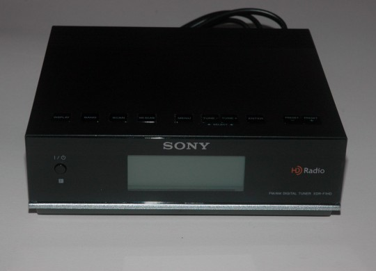 The Sony XDR-F1HD Tuner: An Alternative View