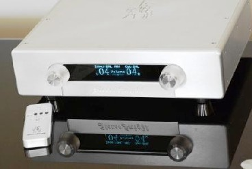 Stereo Knight Ultimate Magnetic Silverstone B&R Preamplifier