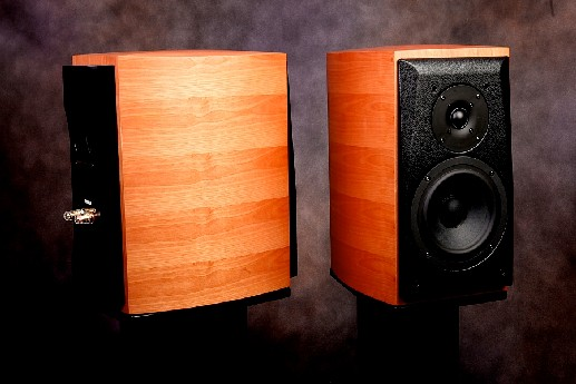 Grant Fidelity MBS-1 Speakers review