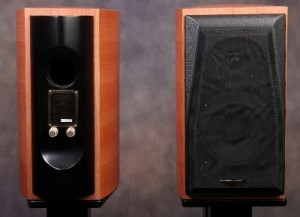 Grant Fidelity MBS-1 Speakers