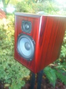 Tweak City Audio WAF-1 Mini-Monitors