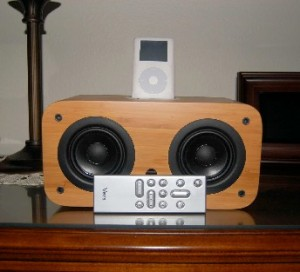 Vers 2X iPod Sound System