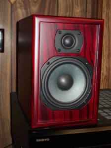Tweak City WAF-1 speakers