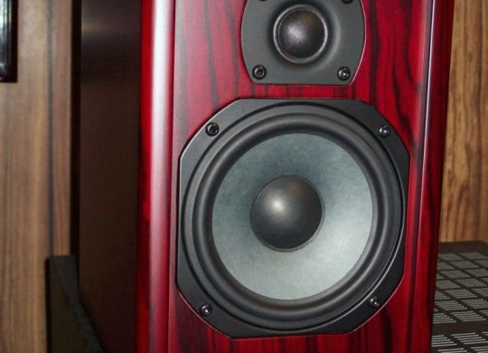 Tweak City Audio WAF-1 Mini-Monitors