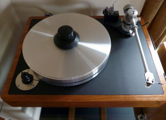 VPI Classic Turntable | Hi-Fi Systems Reviews