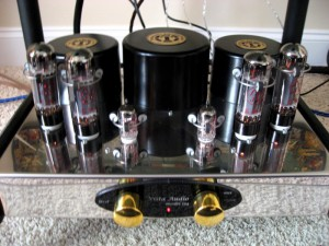 Vista Audio i34 amplifier