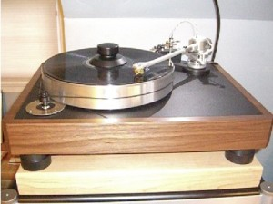 Vpi Classic Turntable Part Ii Hi Fi Systems Reviews