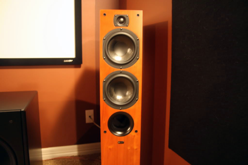 Aperion Intimus 6t speakers