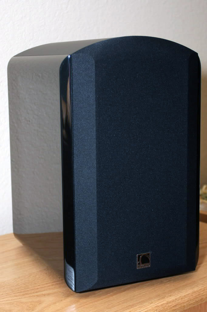 SV Sound MBS-1 Speakers