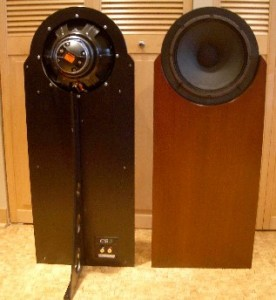 Emerald Physics CS3 Speakers