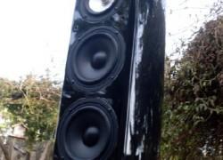 EMP Tek E5Ti Mini-Floorstanding Speakers