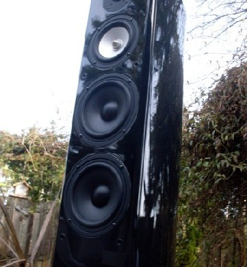 EMP Tek E5Ti Mini-Floorstanding Speakers