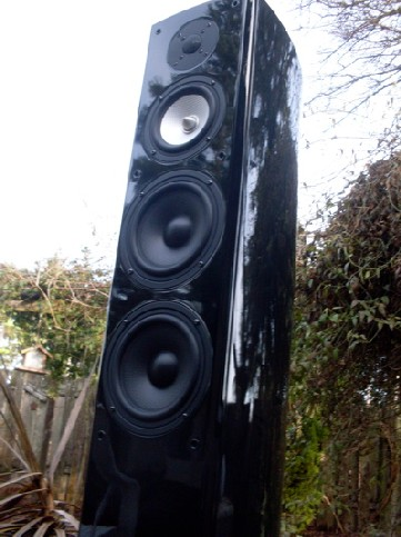 EMP Tek E5Ti Mini-Floorstanding Speakers review