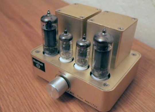 Miniwatt S-1 Integrated Amplifier