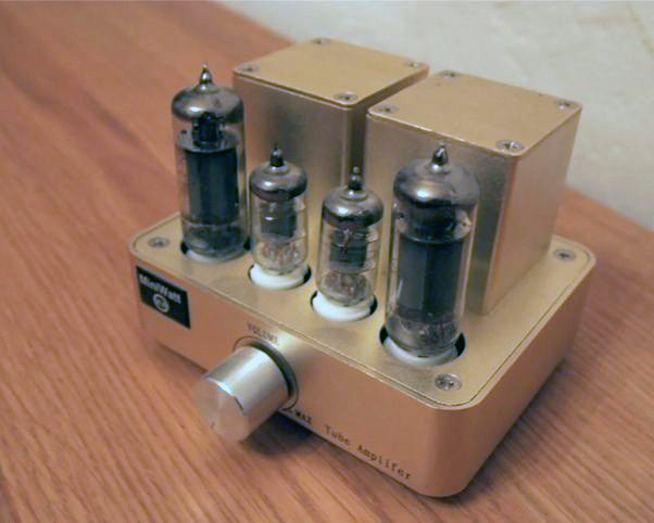 miniwatt s-1 amplifier photo