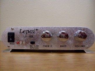 Lepai LP-808 Mini-Amplifier front