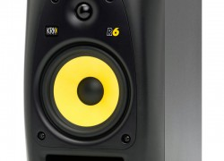 KRK Systems R6 Reference Monitor Speaker