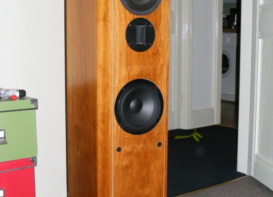 Atlantis acoustique estErel mk3 speaker
