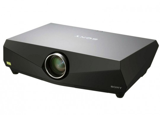 SONY VPL-FX41 HIGH-BRIGHTNESS LCD PROJECTOR